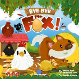 Bye Bye Mr. Fox ! / Marie Fort & Wilfried Fort | Wilfried et Marie Fort. Auteur